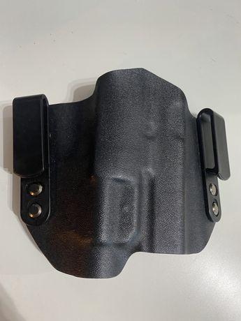 Kabura wrwnetrzna Glock pod latarke