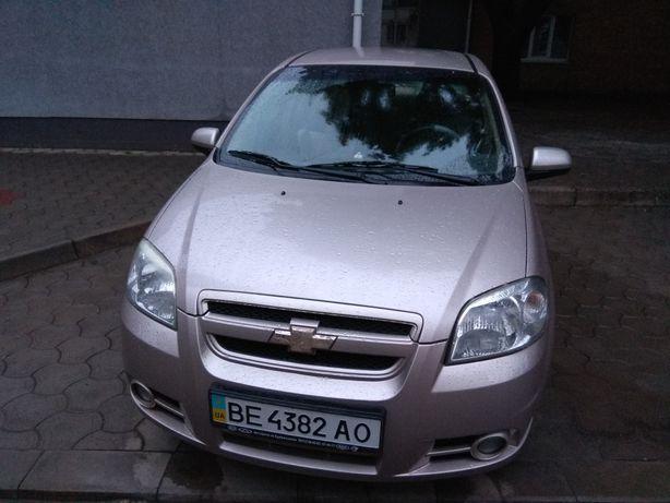 Chevrolet aveo, седан