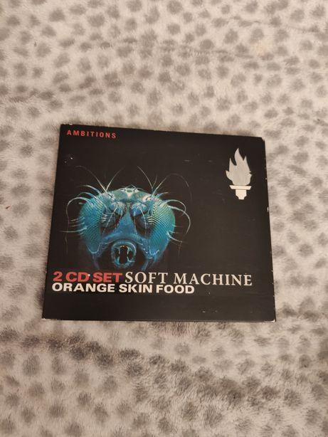 Soft Machine Orange Skin Food
