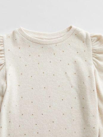 Красивый свитерок с камешками. Блузка. Кофта. Зара. Zara.