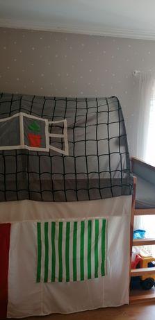 Dossel para cama IKEA Kura