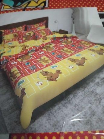 Комплект постельный детский 1,5-ка