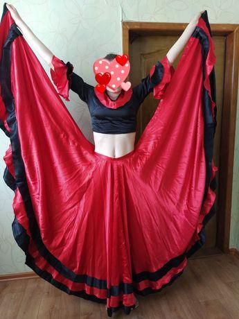Продам костюм для испанских танцев