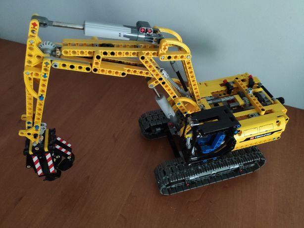 Lego Technic 42006 Koparka 2w1
