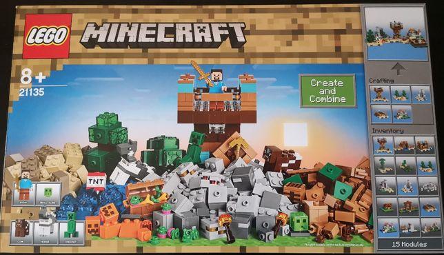 Lego 21135 Minecraft Kreatywny warsztat