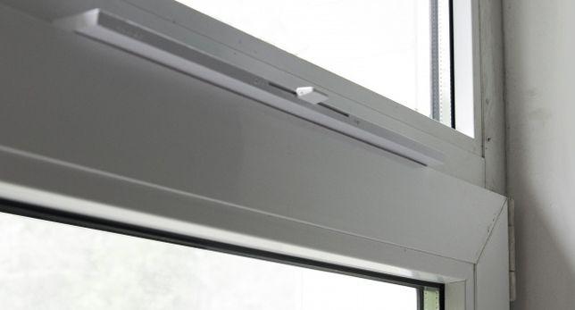 Провітрювач віконний New Air. Самостійний монтаж