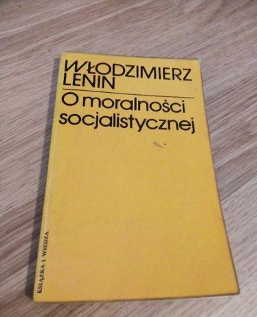O moralności socjalistycznej Włodzimierz Lenin