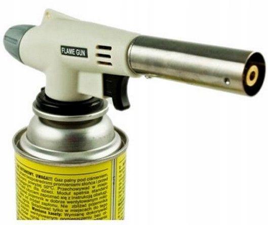 PALNIK GAZOWY karusz automatyczny + GAZ GRATIS WH