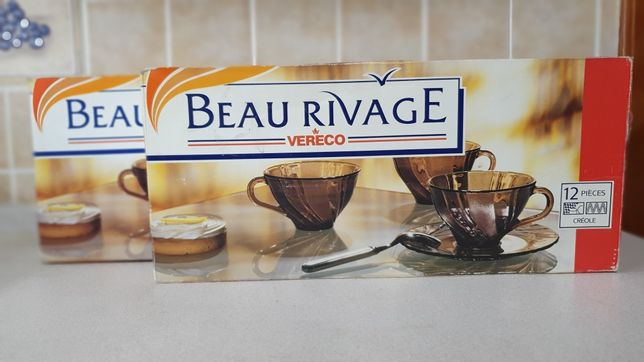 Чайний сервіс Beau Rivage