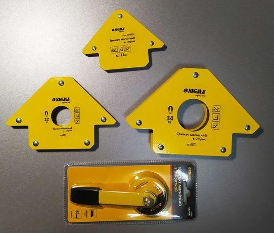 Сварочный магнитный держатель, магнит для сварки, магниты, масса