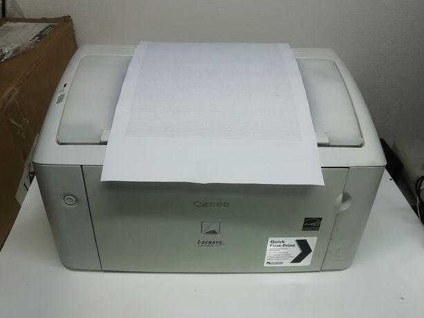 Лазерный принтер Canon i-SENSYS LBP3010 компактный и экономичный