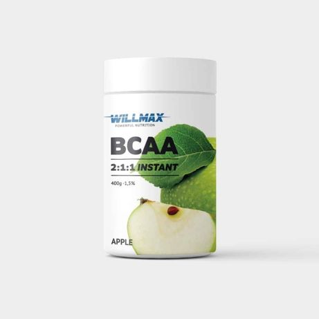 BCAA WILLMAX 2:1:1 Instant 400 г.