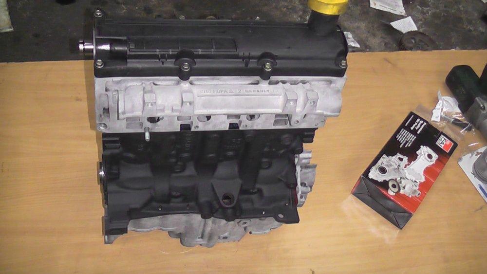 Silnik renault clio megan II scenic II kango 1.5dci f9k po remoncie Międzylesie - image 1