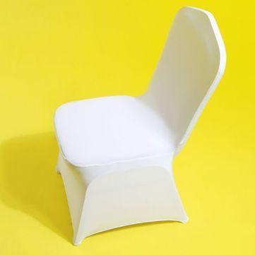 Nowe pokrowce elastyczne na krzesła