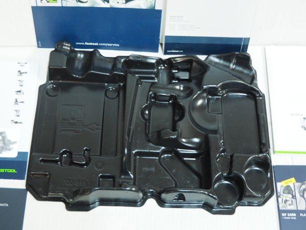 Wkład wytłoczka walizka FESTOOL C12,C15,C18 wkretarka wiertarka LI-ION