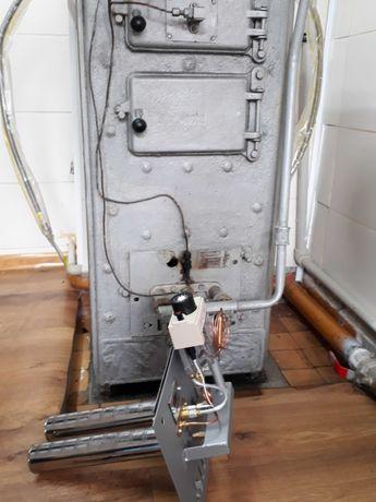 #Установка автоматики на старый котел (КЧМ, АГВ) в Черкассах