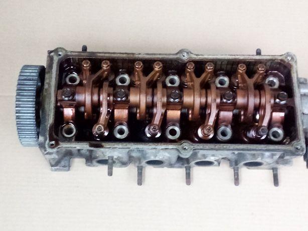 ГБЦ головка блока Hyundai Getz 1.1 g4hb. Хундай Гетс.