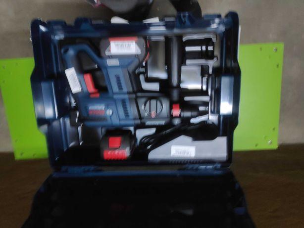 Martelo Perfurador 18V 4.0Ah GBH 18V-21 Bosch