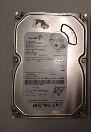 Жорсткий диск Seagate Barracuda 7200.12, 250Gb; Pipeline HD 2 500 Gb