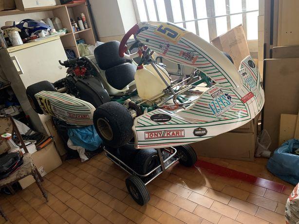 Tony Kart Rotax DD2