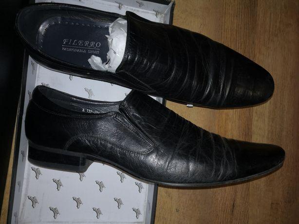 Чоловічі туфлі для випускного