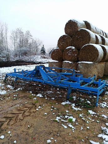 Agregat uprawowy 5m Składany hydraulicznie