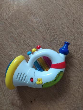 Музыкальная игрушка труба, дудка