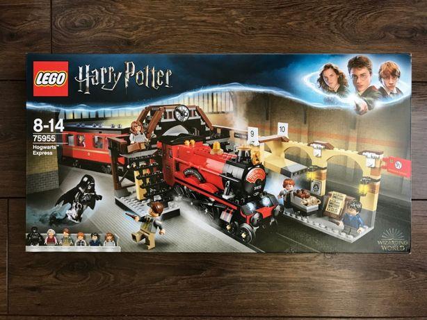 LEGO Harry Potter 75955 Ekspres do Hogwartu - NOWE