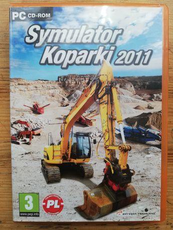 Symulator Koparki 2011