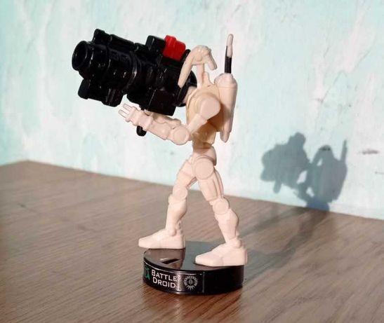 Фигурка Боевой Дроид Star Wars 2005 г. Hasbro
