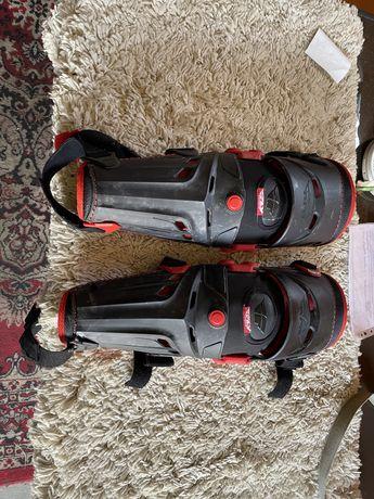 Ochraniacze kolana fly racing pivot 5