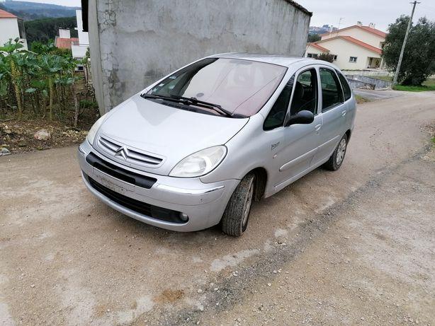 Citroën xsara Picasso 1.6 hdi só peças