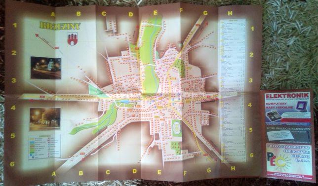 Plan Miasta – Brzeziny