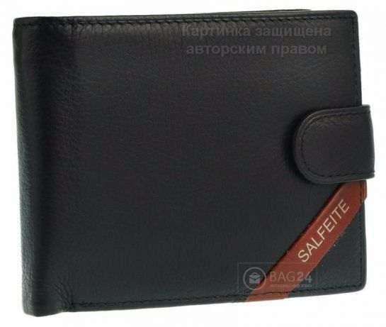 Кожаный мужской бумажник SALFEITE