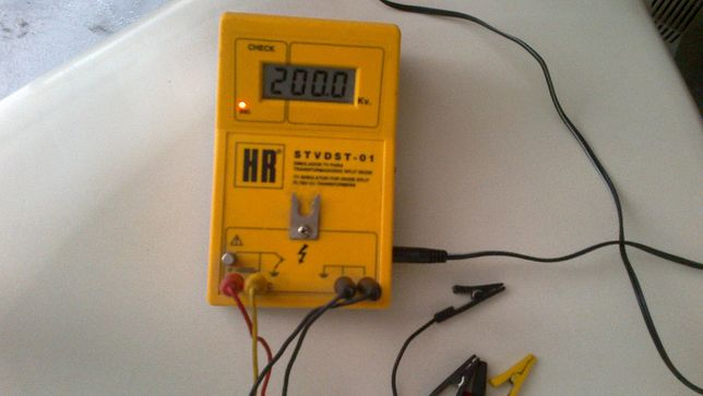 Hr STVDST-01 + 15 transformadores linhas novos