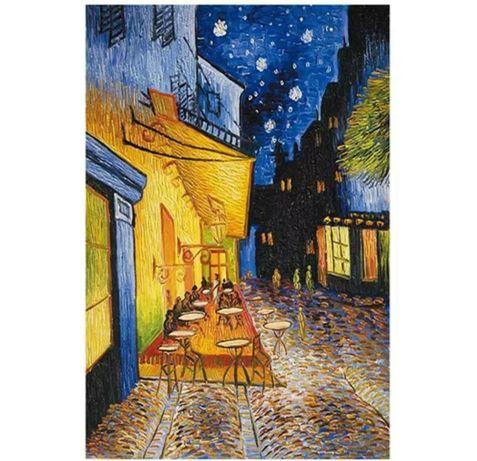 "Картина Ван Гог ""Ночная терраса кафе"""