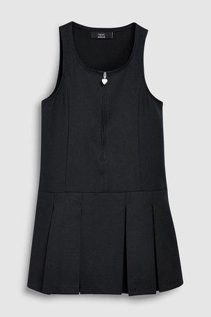 Цена снижена! Новый школьный сарафан, платье Next