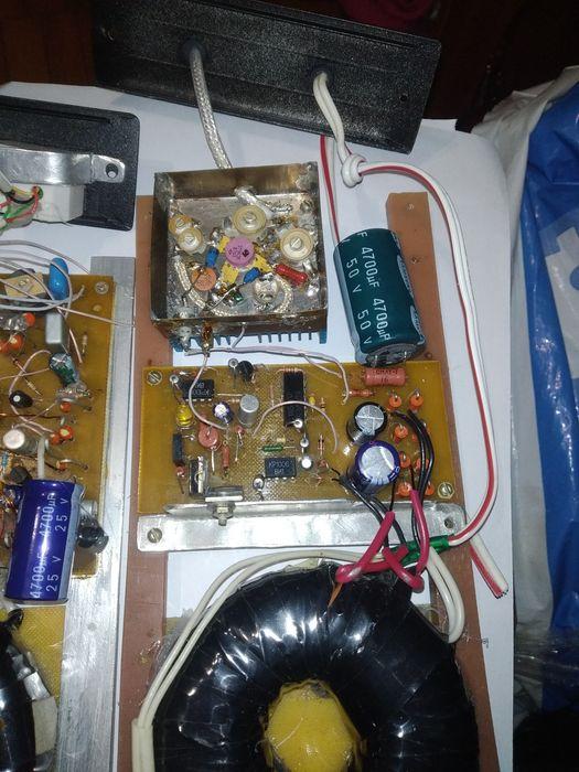 Радиодетали и платы Степная - изображение 1