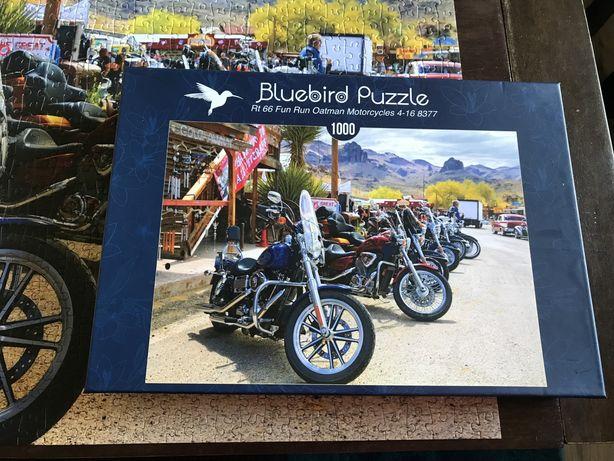 Puzzle Bluebird 1000  Motocykle Rd66
