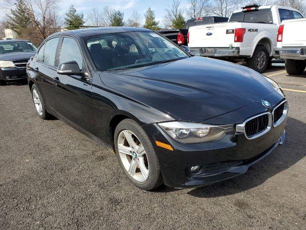 BMW 3 Series 320I XDRIV 2012
