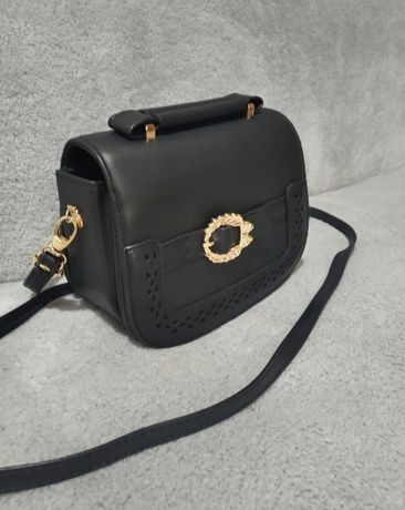 Mała torebka czarna
