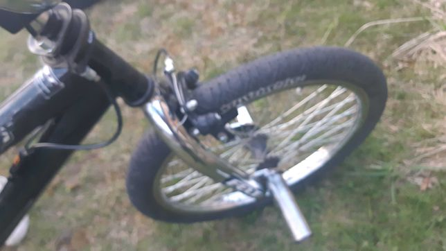 BMX rower wyczynowy.Herexy Voxon.Felt stan bardzo dobry.
