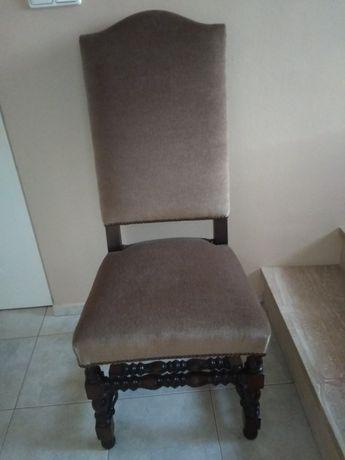 Krzesło z obiciem