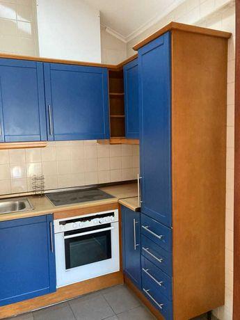 cozinha completa usada