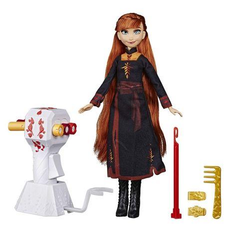 Набор кукла Анна Холодное сердце 2 с аксессуарами для волос Frozen 2