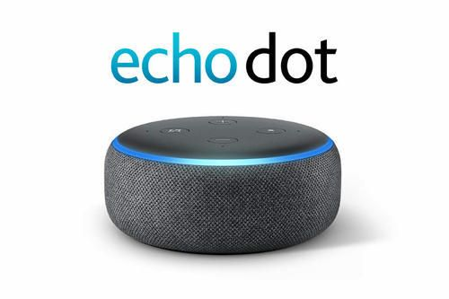 [NOVO] Amazon Echo Dot 3ª geração - Alexa