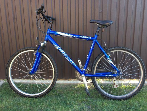 Продам велосипед GIANT GSR FS