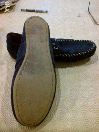 sapatos mocassins-t40