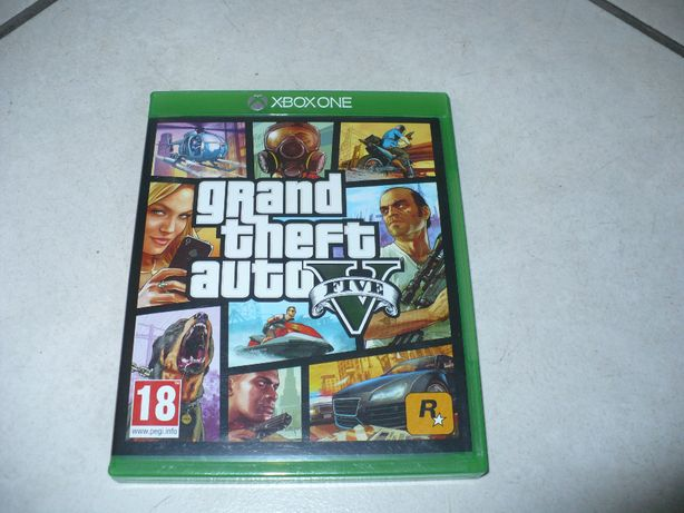 GTA na Xbox One