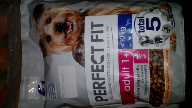Karma sucha dla psa Perfect Fit